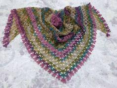 Örgü Yıldız Şal Crochet Necklace, Gaia, Shawl, Masks