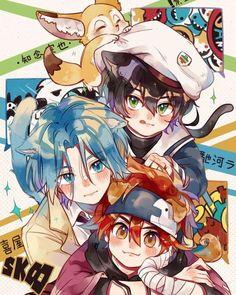 Otaku Anime, Manga Anime, Anime Art, Madara And Hashirama, Infinity Wallpaper, Infinity Art, Fanarts Anime, Cute Anime Guys, Cute Anime Character