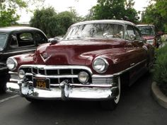 1950 Cadillac Series 62 Coupe Deville