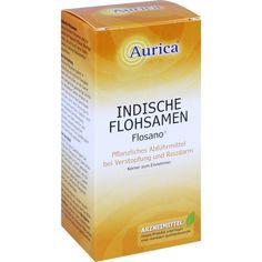 FLOHSAMEN indisch Kerne:   Packungsinhalt: 250 g Kerne PZN: 00420601 Hersteller: AURICA Naturheilm.u.Naturwaren GmbH Preis: 4,31 EUR…