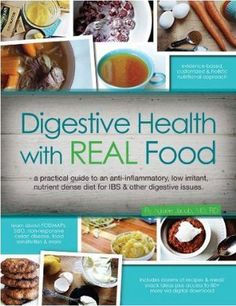 Must Read: Digestive Health with REAL Food: A Practical Guide to an Anti-Inflammatory, Nutrient Dense Diet for IBS Other Digestive Issues Check out Dieting Digest Healthy Life, Healthy Snacks, Healthy Eating, Healthy Recipes, Clean Eating, Easy Recipes, Fodmap, Kimchi, Clean Recipes