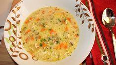Χειμωνιάτικη Κοτόσουπα Αυγολέμονο Breakfast, Blog, Recipes, Morning Coffee, Blogging, Ripped Recipes, Cooking Recipes