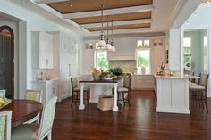 Private Residence 27 - traditional - kitchen - other metro - Kukk Architecture & Design P.A.
