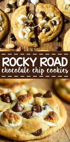 Rocky Road Chocolate
