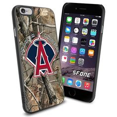Los Angeles Angels MLB Camo Logo WADE5717 Baseball iPhone 6 4.7 inch Case Protection Black Rubber Cover Protector WADE CASE http://www.amazon.com/dp/B013XD8PVG/ref=cm_sw_r_pi_dp_V92mwb12NKFAG