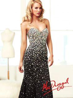 MacDuggal 48053H : 2014 Prom Dress