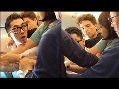 Richard Marx helps subdue unruly passenger on Korean Air flight