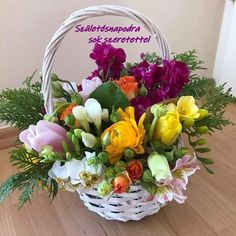 Name Day, Jigsaw Puzzles, Floral Wreath, Happy Birthday, Easter, Wreaths, Table Decorations, Flowers, Inspiration
