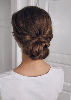 Svatební účes by @veronikamykolenko #hairstyles #bridalhair #brno #uces #svatba Hair Looks, Veronica, Dreadlocks, Make Up, Hair Styles, Wedding, Beautiful, Fashion, Straws