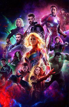 Avengers: 4 Endgame - Poster by Wanda Avengers, Wanda Marvel, Avengers Memes, Most Powerful Avenger, Strongest Avenger, Avengers Tattoo, Marvel Tattoos, Hawkeye, Assassin