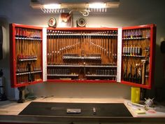 Tool Cabinet - The Garage Journal Board