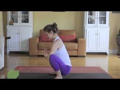 I will master the Crow Pose! - How To Do Crow Pose - Day 7 - 30 Day Yoga Challenge