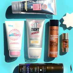 Summer's almost here! Get beach-ready with our best tanners and toners #Sephora #tanning #toning