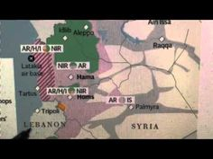 """""""Middle East War Map"""" Russian Rules... - YouTube uploaded October 3rd 2015 (9:38 video)"""