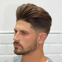 Haircut by @javi_thebarber_ on Instagram http://ift.tt/1szOtdF Find more cool hairstyles for men at http://ift.tt/1eGwslj and http://ift.tt/1LLP91m