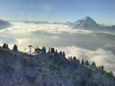 Seefeld in Tirol, Austria Olympia, Tirol Austria, Felder, Mount Everest, Mountains, Nature, Travel, Tourism, Voyage