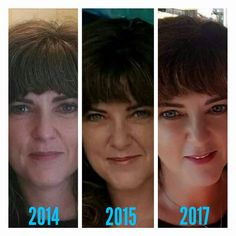 LOVE the Results!!! I've always taken very good care of my skin & honestly didn't know if I would notice much of a difference with Nerium products. WHAT A DIFFERENCE!! #worthit #Real #Skincare #Antiaging #healthyskin #agebackwards