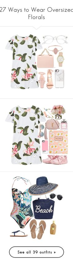 """""""27 Ways to Wear Oversized Florals"""" by polyvore-editorial ❤ liked on Polyvore featuring waystowear, oversizedflorals, MANGO, Steve Madden, Roksanda, Casetify, Nine West, Michael Kors, Puma and Pantone Universe"""