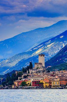 Malcesine, Lago di Garda, Italy
