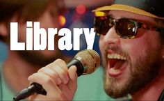 """STOP LIGHT OBSERVATIONS - """"Library"""" (Live in Austin, TX 2015) #JAMINTHEVAN"""