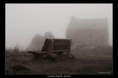 Brouillard en baie de Guisseny