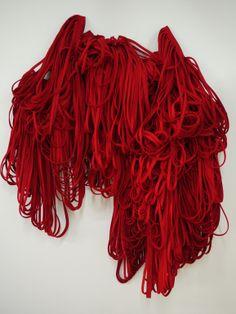 "Saatchi Online Artist: Bianca Pratorius; other 2013 Sculpture ""Bale (2nd hanging)"""