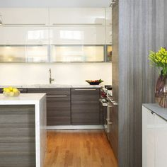 Chelsea Loft - contemporary - kitchen - new york - Chelsea Atelier Architect, PC