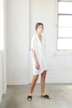 Stil Pfeiffer Mini Dress via Honey Kennedy