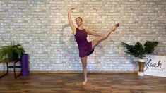Ballet Dance Videos, Ballet Moves, Ballet Dancers, Bigger Bum Workout, Ballet Barre Workout, Adult Ballet Class, Full Body Stretch, Mini Workouts, E Sport