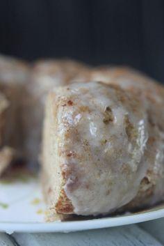 Cinnamon donut cake {Gluten-Free, Vegan}