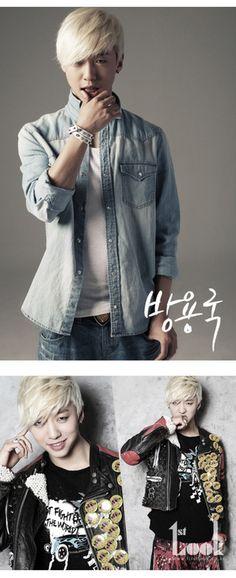 B.A.P Yong Guk – 1st Look Magazine