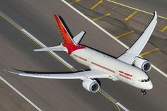 Air India 787Dream)liner© Seth Jaworski Follow Our Blog for the hottest aviation content on Tumblr!