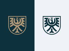 EAGLE SECURITY designed by cozz_design. Connect with them on Dribbble; Logo Inspiration, Security Logo, Tarot, Crest Logo, Eagle Logo, Branding, Graphic Design Print, Badge Design, Creative Logo