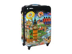"""for RACHEAL! She'll know...  Heys Fazzino Collection - London 30"""" Spinner Case"""