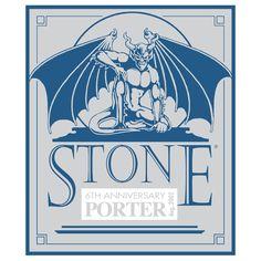 Stone 20th Anniversary Encore Series: 6th Anniversary Porter