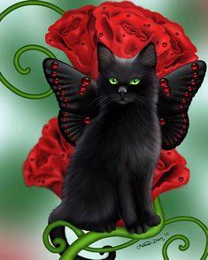 Garnet Cat