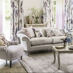 Waterperry Fabric Collection (source Sanderson) Fabric Wallpaper Australia / The Ivory Tower - fabric & wallpaper / brisbanecurtains.online
