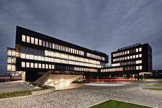 *폴란드 벨차토우, 전력회사 [ FAAB Architektura Adam Białobrzeski | Adam Figurski ] PGE GiEk Concern Headquarters :: 5osA: [오사]
