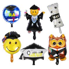Raise your hands if you want this!  Mini Good Luck Graduate Graduation Foil Balloons.  While Stocks Last    #twodollarsonly #dollartree #hollar #dollargeneral #valuedollar #wholesaleprices #cheaper #freeshippingworldwide #qualityitems #affordable