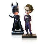 Batman and Joker bobble heads