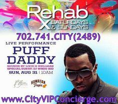 rehab las vegas 4th of july weekend