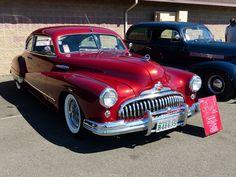 1948 Buick sedanette