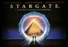 The Stargate TV and Movie Conspiracy: Stargate Atlantis, SG-1, and ...