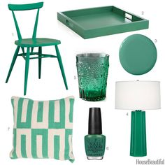 Color Obsession of the Week: Jade Green