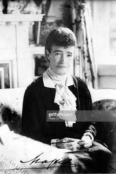 News Photo : Empress Maria Feodorovna of Russia, , Née... Christian Ix, Alexandra Feodorovna, Still Image, Denmark, Russia, Two By Two, History, Princess, Aunts