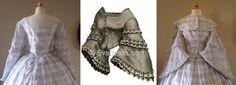 Victorian, Patterns, Gallery, Dresses, Fashion, Block Prints, Vestidos, Moda, Roof Rack
