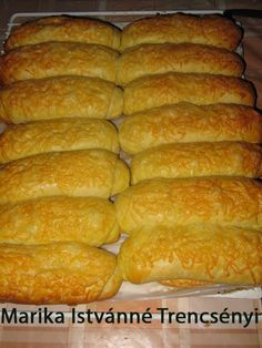 Baguette, Hot Dog Buns, Bakery, Bread, Recipes, Food, Sport, Hungarian Recipes, Deporte