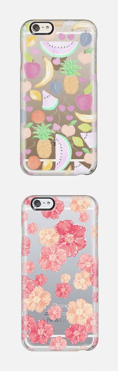 Fruit Punch Light - Transparent backgroundArtist Collection iPhone 6 Phone Case by Lisa Argyropoulos @casetify. #PinandWin for your chance to win a custom iPhone 6 case! casetify.com