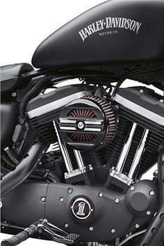 Screamin' Eagle<sup>®</sup> Performance Air Cleaner Kit - The Rail Collection