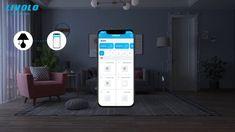 Priza inteligenta Livolo este conceputa pentru a fi controlata folosind telefonul mobil. Aveti posibilitatea de a porni sau opri priza manual fara a fi necesara deconectarea acesteia. Datorita controlului prin smartphone puteti economisi energie si veti evita eventualele pericole intampinate la o priza clasica. Lockers, Locker Storage, Smartphone, Cabinet, Furniture, Home Decor, Clothes Stand, Decoration Home, Room Decor